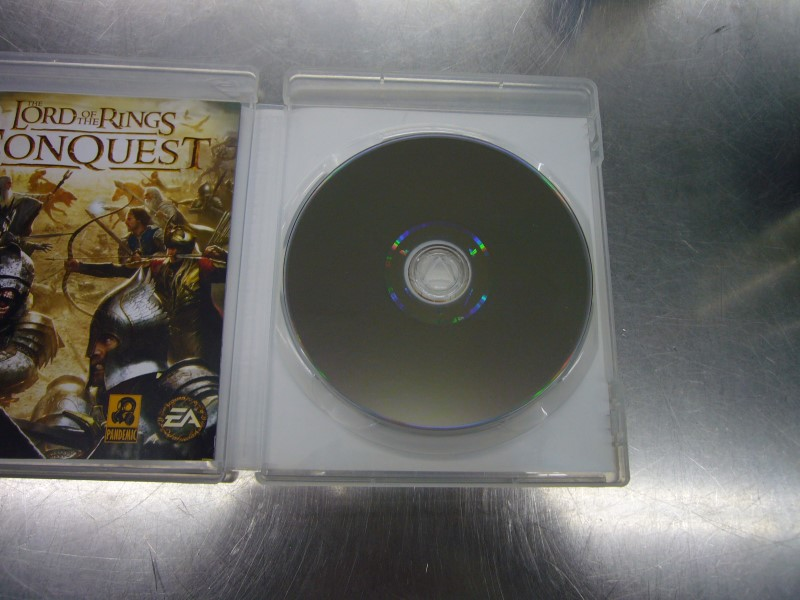 SONY PlayStation 3 Game THE LORD OF THE RINGS CONQUEST