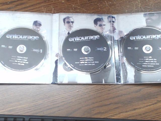 DVD BOX SET DVD ENTOURAGE SEASON 5