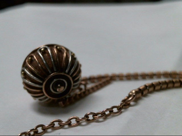 Gold-Misc. 10K Rose Gold 5.9g