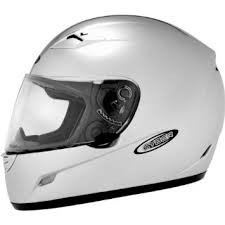 NEW XL LIGHT SILVER HELMETCYBER HELMET US-39