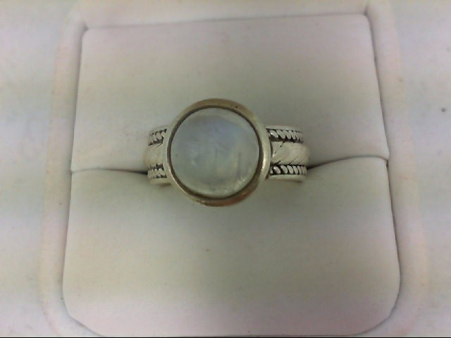 Lady's Silver Ring 925 Silver 7.3g