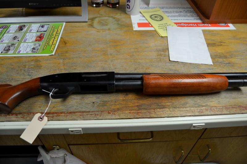 Western Auto - Pump Shotgun - 12 GA.