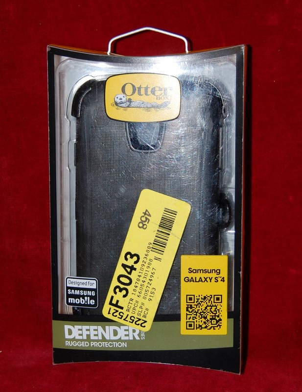 OTTER BOX Cell Phone Accessory BOX DEFENDER S5