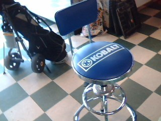 KOBALT TOOLS Chair STOOL