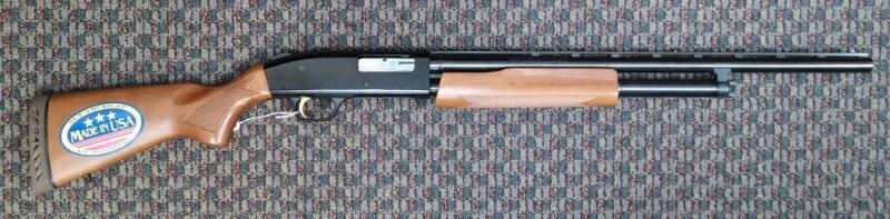 MOSSBERG Shotgun 500CG 12GA