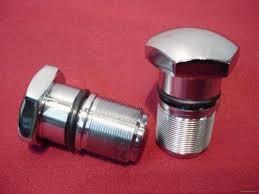 BIKER'S CHOICE 044168, #45993-73; FORK TUBE CAP BT/XL