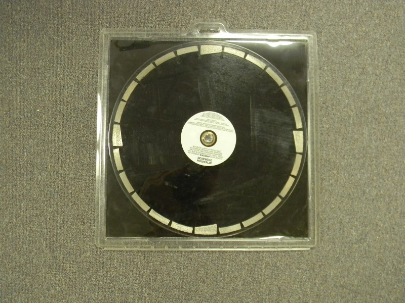 "Dixie Diamond Manufacturing - 14"" Diamond Blade - Asphault & Block"