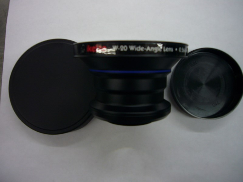 IKELITE Lens/Filter W-20 WIDE ANGLE LENSE