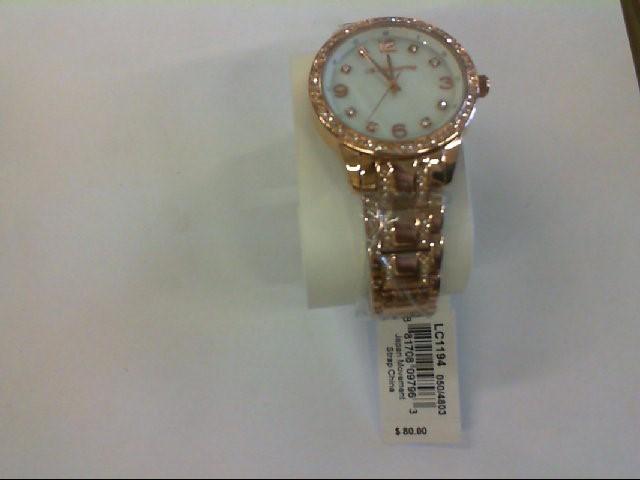 LIZ CLAIBORNE Gent's Wristwatch LC1194