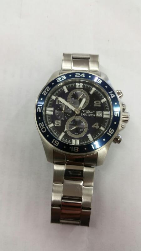 INVICTA Gent's Wristwatch 13865