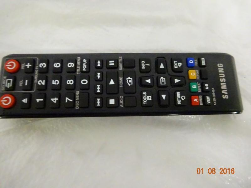 SAMSUNG DVD Player BD-HM59
