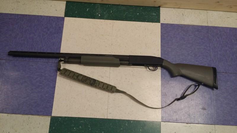 MOSSBERG 500A SHOTGUN