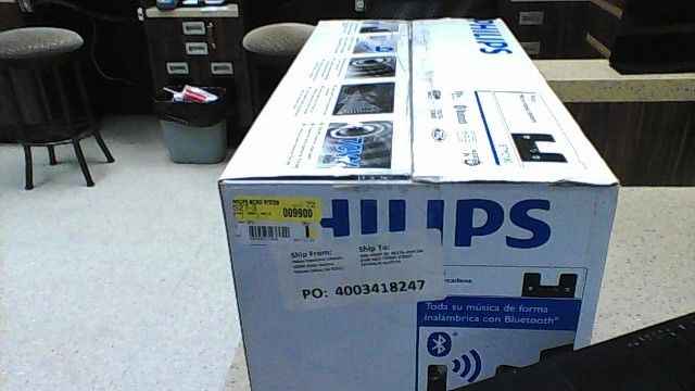 Philips BTM2180 2 Speakers Only