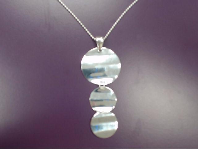 Silver Pendant 925 Silver 11.1g