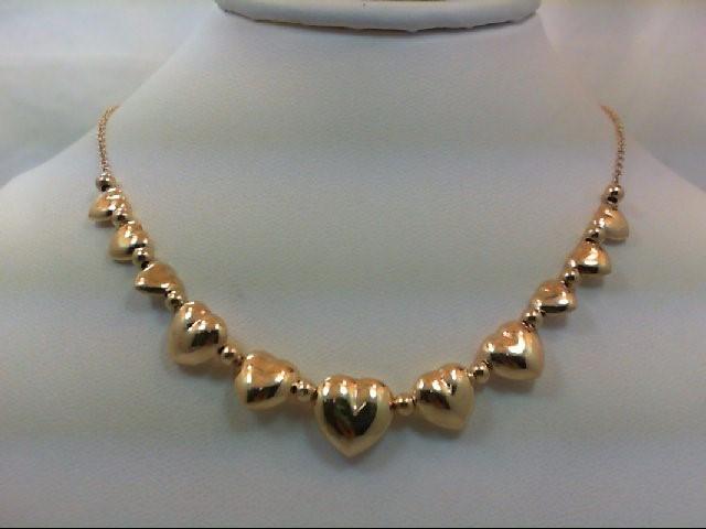 "18"" Gold Chain 14K Yellow Gold 3.5g"