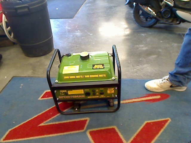 SPORTSMAN Miscellaneous Tool 1500 WATT GENERATOR