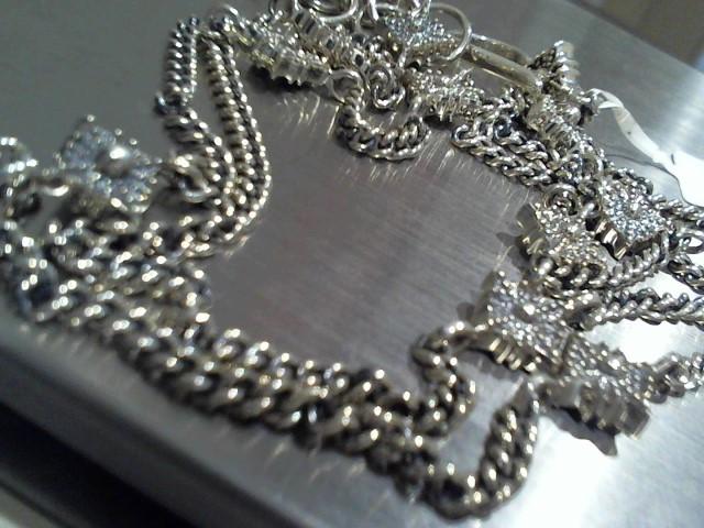 Silver Chain 925 Silver 37.8g
