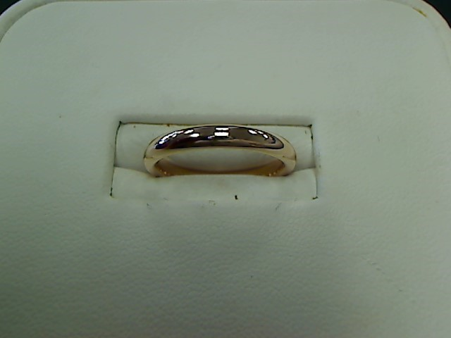 Lady's Gold Ring 14K Rose Gold 2.6dwt