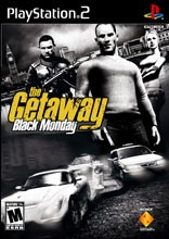 SONY Sony PlayStation 2 THE GETAWAY: BLACK MONDAY