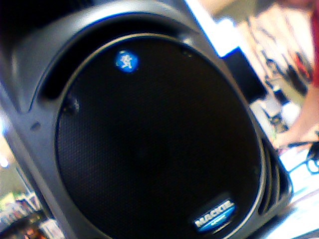 MACKIE Speakers/Subwoofer SRM-450