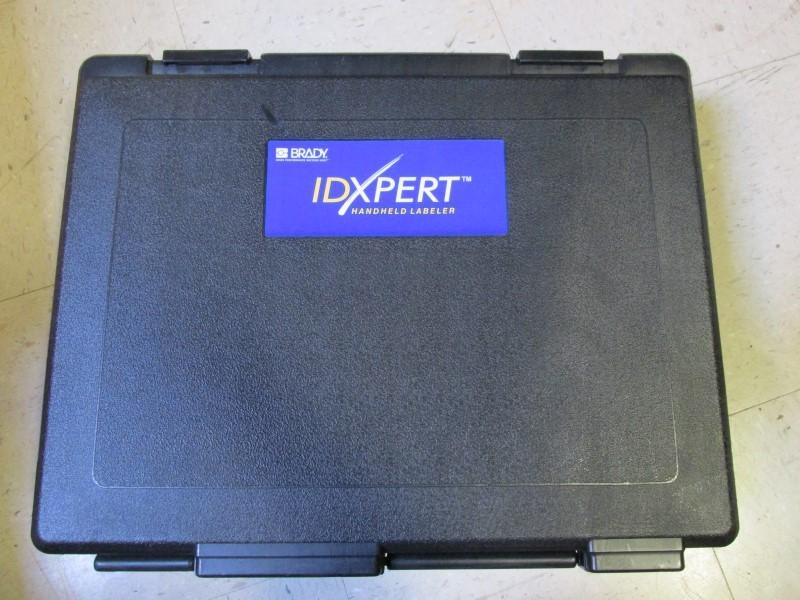 IDXPERT HANDHELD LABELER IN BOX