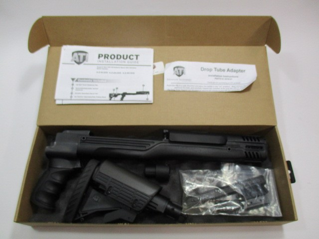 ATI - Ruger Mini-14 Replacement Stock - Strikeforce Side Folding Package