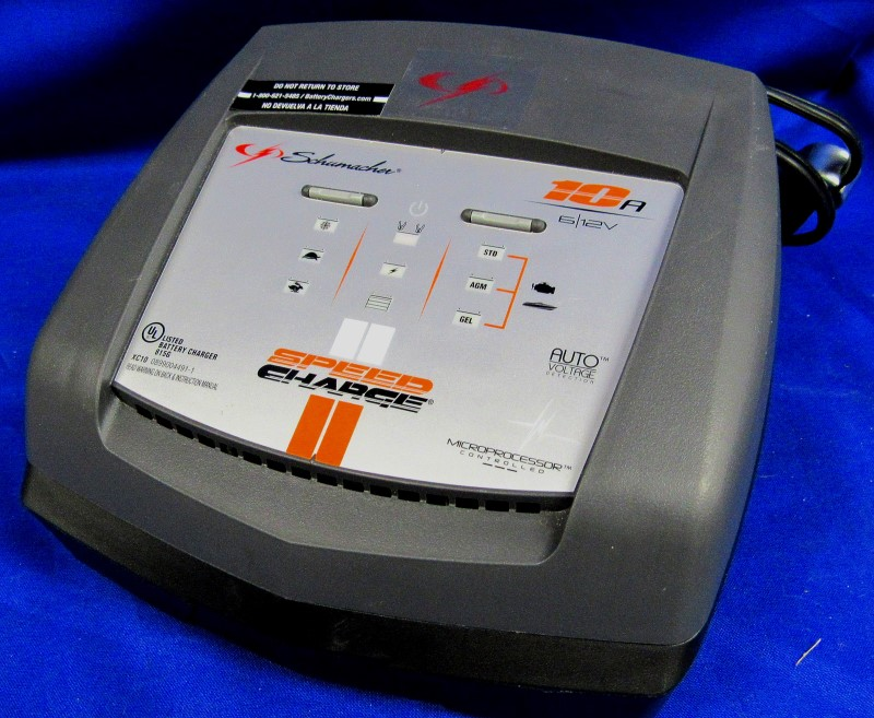 SCHUMACHER SPEEDCHARGER