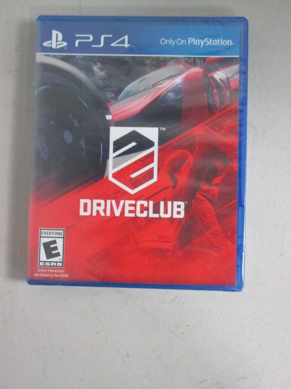 SONY Sony PlayStation 4 DRIVECLUB