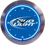 BUD LIGHT Clock 632631