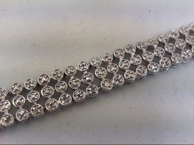 Silver Bracelet 925 Silver 15.6g