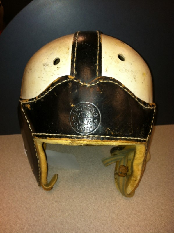 ORIGINAL DOAK WALKER HELMET