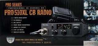 UNIDEN 2 Way Radio/Walkie Talkie PRO 510XL