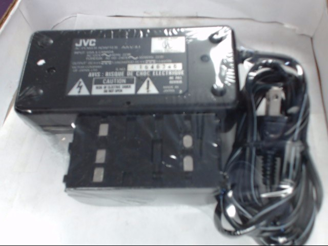 JVC Camcorder Accessory AC POWER ADAPTER
