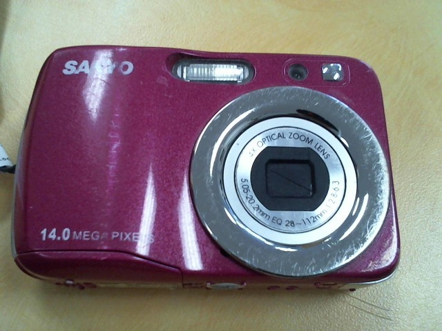 SANYO Digital Camera VPC-S1415P