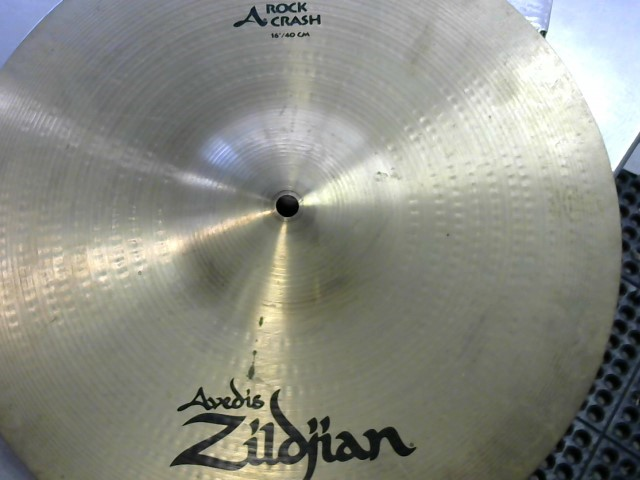 "ZILDJIAN Cymbal 16"" ROCK CRASH"