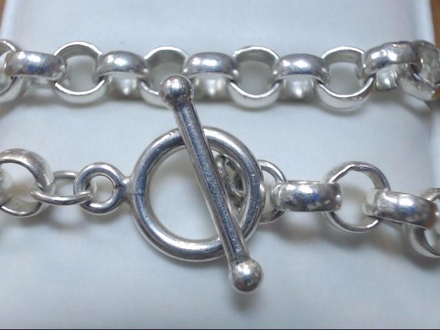 Silver Bracelet 925 Silver 13.6g