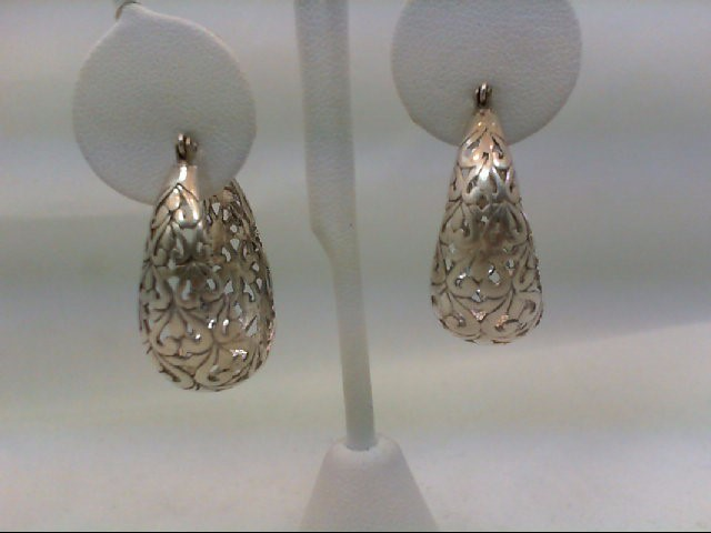 Silver Earrings 925 Silver 9.7g