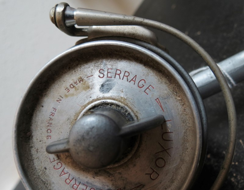 1955 (Appx) PEZON & MICHEL LUXOR A Spinning Fishing Reel