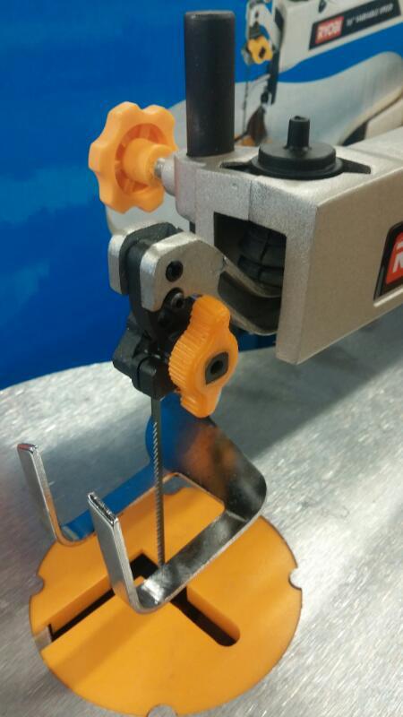 RYOBI Cement Hand Tool SCROLL SAW