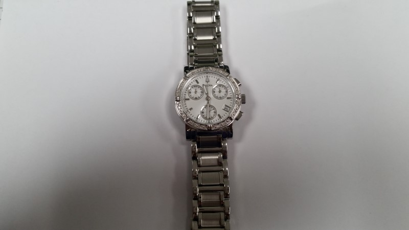 BULOVA LADY'S WRISTWATCH 96R19