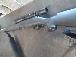 SAVAGE ARMS Rifle 11