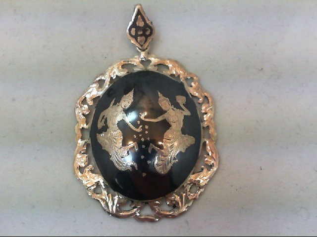 Silver Pendant 925 Silver 11.8g