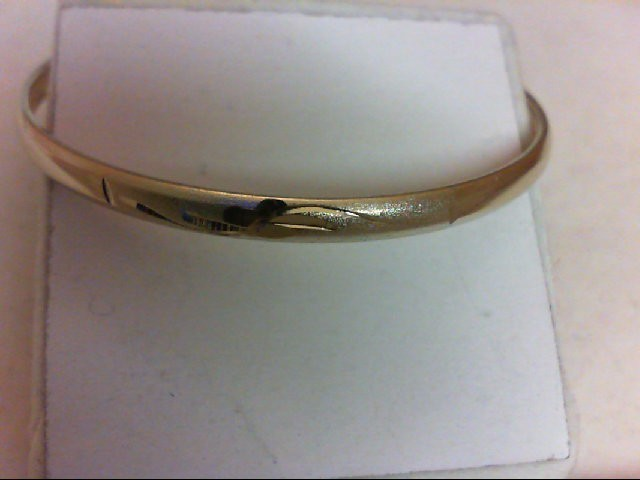 Gold Bracelet 14K Yellow Gold 3g