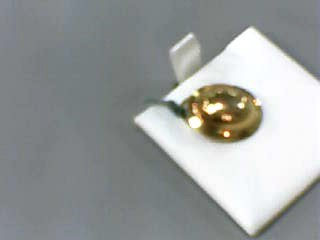 Gold Charm 10K Yellow Gold 0.9dwt