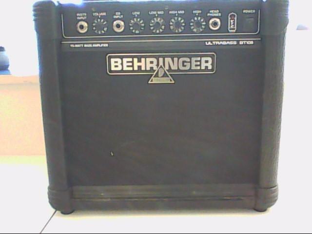 BEHRINGER Bass Guitar Amp ULTRABASS BT108