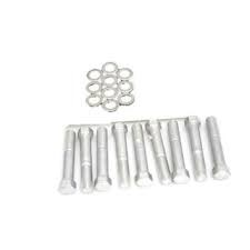 CCI/CHROME SPECIALTI 36012; COLONY CAD PLATED HEADBOLT SET 48-UP BT