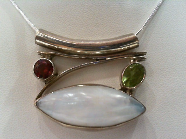 Silver Pendant 925 Silver 18.7g