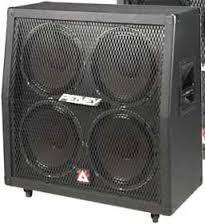 PEAVEY Speaker Cabinet 412 CABINET