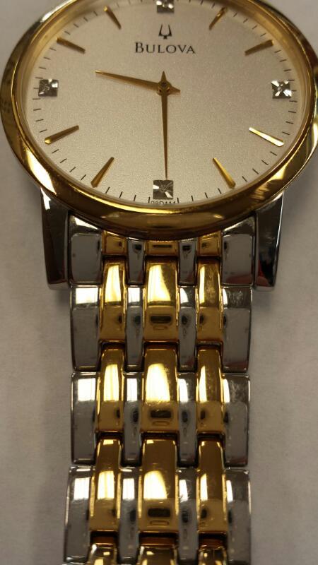 BULOVA Gent's Wristwatch 98D114