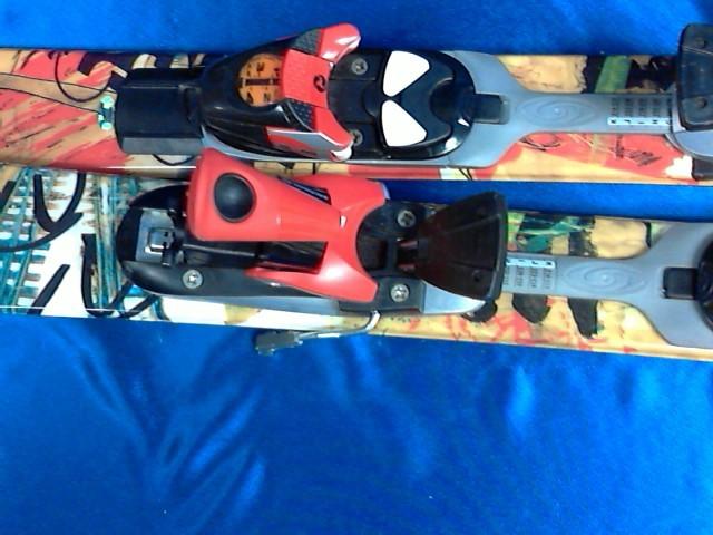 XX Snow Skis CHILD SKIS